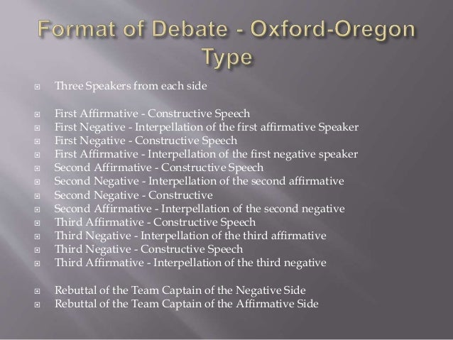 Oxford oregon debate how to 39 s and tips for First speaker debate template