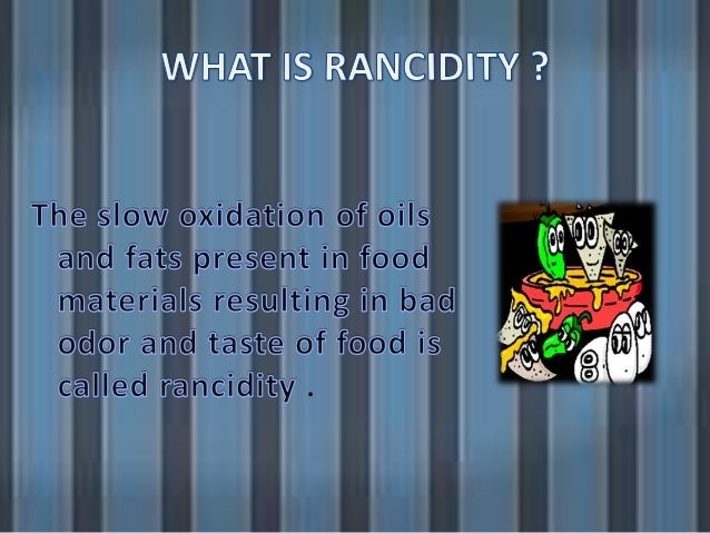 rancidity nitrogen and air tight container The main quality concerns are rancidity (oxidation of lipids leading to   packaging in moisture-proof containers is recommended to maintain quality   humidity is controlled but oxygen concentrations are not substantially different  from air  effect of oxygen absorber, nitrogen flushing, packaging material.
