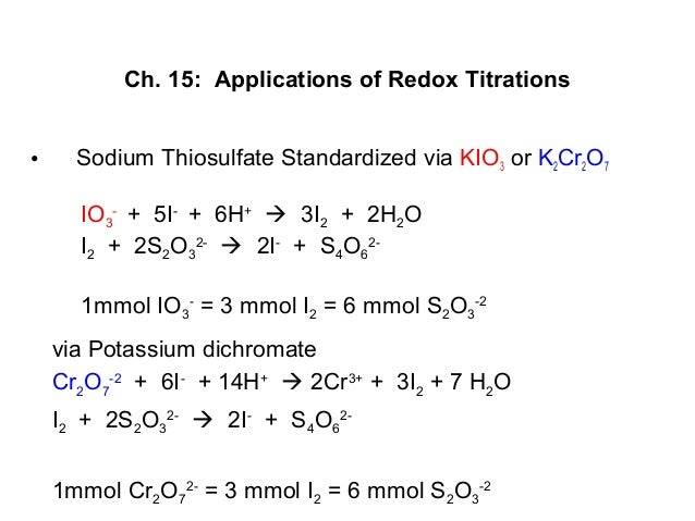 a redox titration between manganate (vii) and iron (ii) essay Oxalic acid is oxidized by potassium permanganate  redox titration lab - permanganate and iron (ii)  redox - potassium manganate vii gets reduced.