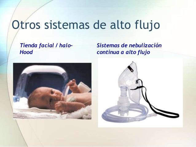 Oxigenoterapia y dispositivos de oxigenaci n - Sistema de nebulizacion ...