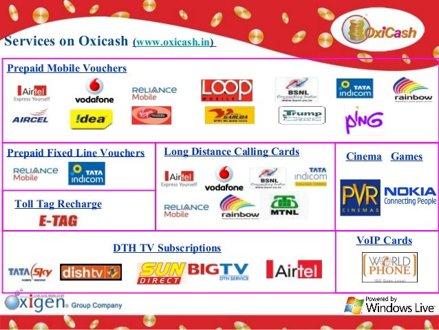 oxicash mobile software