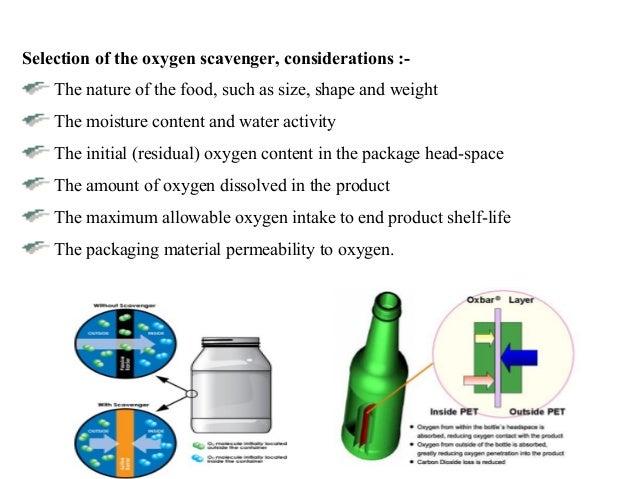 Oxygen Ethylene Scavenger