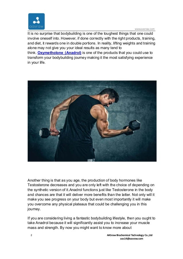 Oxymetholone (anadrol) reviews the ultimate guide of oxymetholone (an…