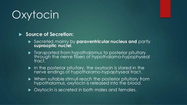 Oxytocin Slide 2