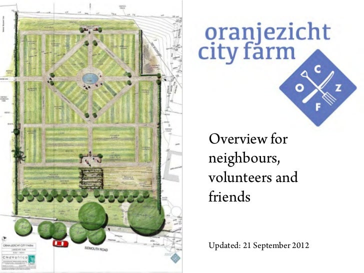 Overview forneighbours,volunteers andfriendsUpdated: 21 September 2012