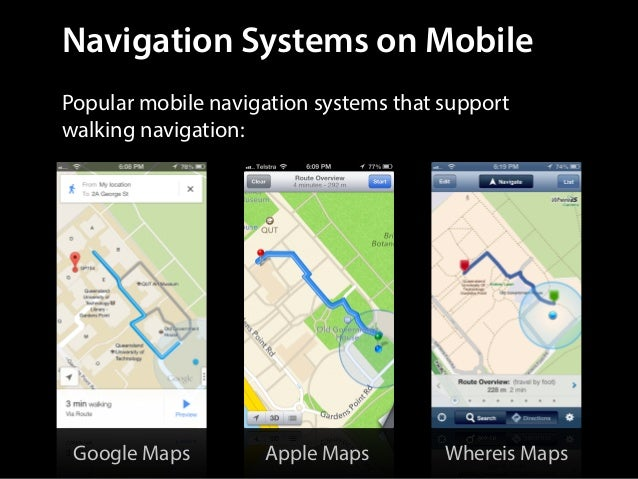 OzCHI 2013: A Recommendation for Designing Mobile ...