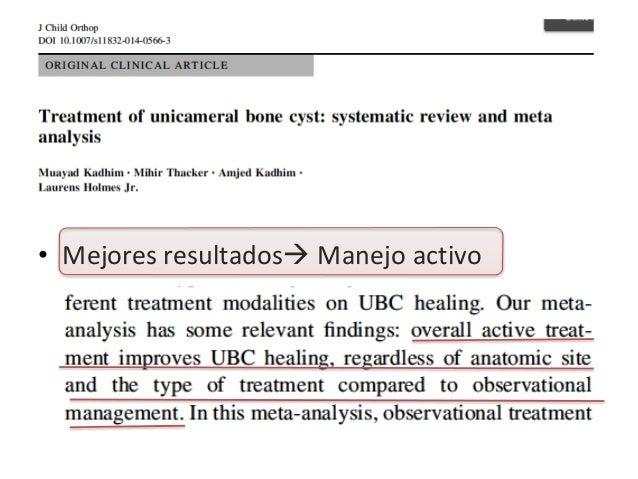 Posibles escenarios Sin fractura Hueso sin carga Observación (controversial) Manejo quirúrgico Inyección corticoides/médul...