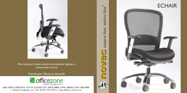 Silla Ejecutiva: E-Chair