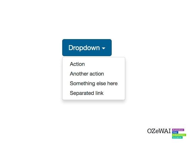 "<div class=""dropdown""> <button id=""dropdownMenu1"" data- toggle=""dropdown"" aria-haspopup=""true"" aria- expanded=""true""> Drop..."