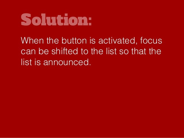 Solution: This could possibly be resolved by changing the button value using JS and displaying the choice the user has mad...