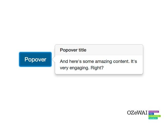 "<button type=""button"" aria- describedby=""popover1"" class=""btn btn-primary btn-lg"" data-container=""body"" data- toggle=""popo..."