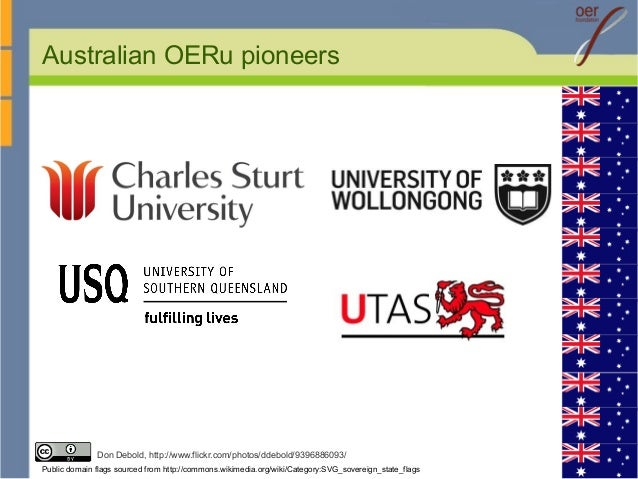 Australian OERu partners meeting Slide 3
