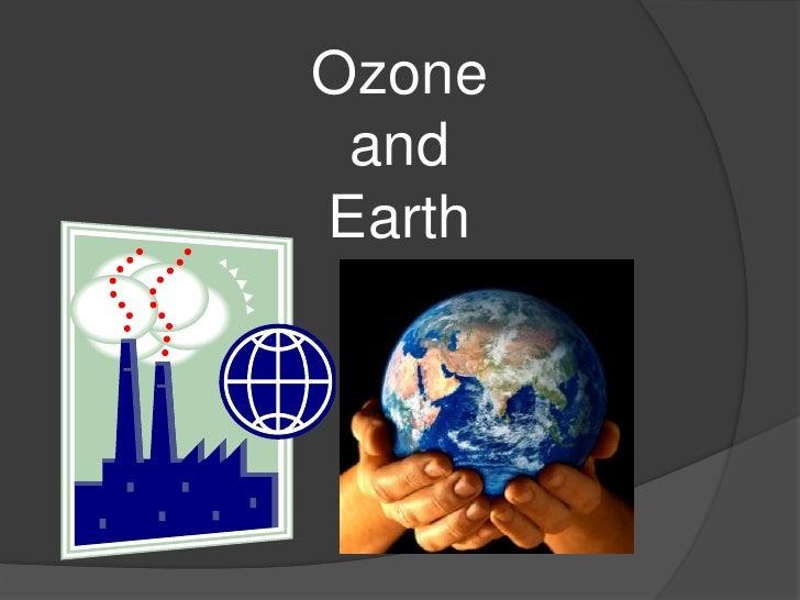 OzoneandEarth<br />
