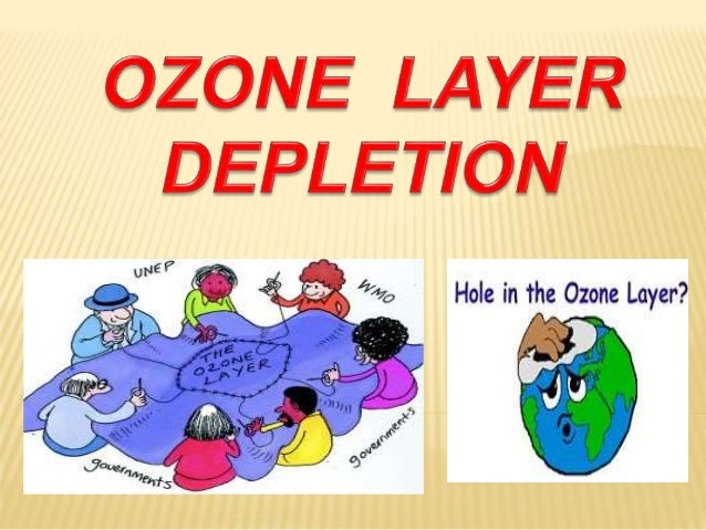 how to make ozone layer