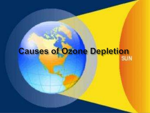 Ozone Layer Depletion: (Effects and Measures)