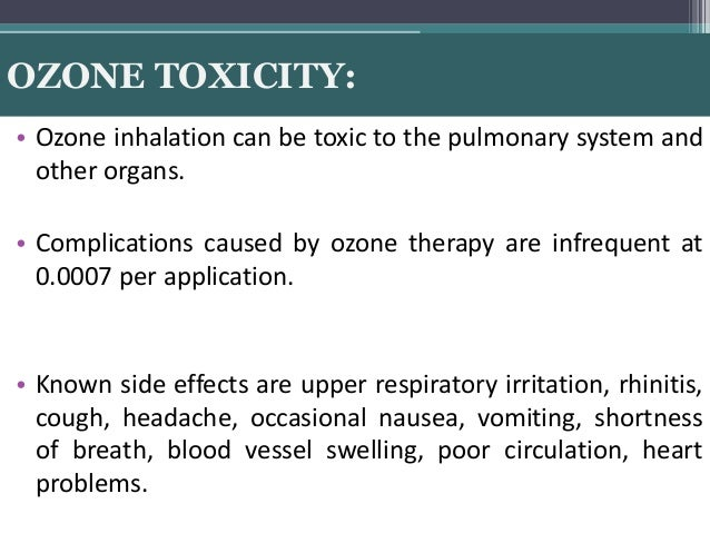Ozone in paediatric dentistry