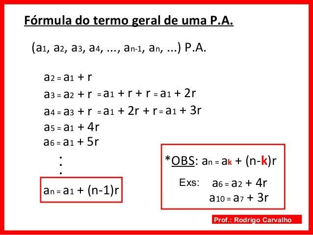 FORMULAS PA E PG PDF