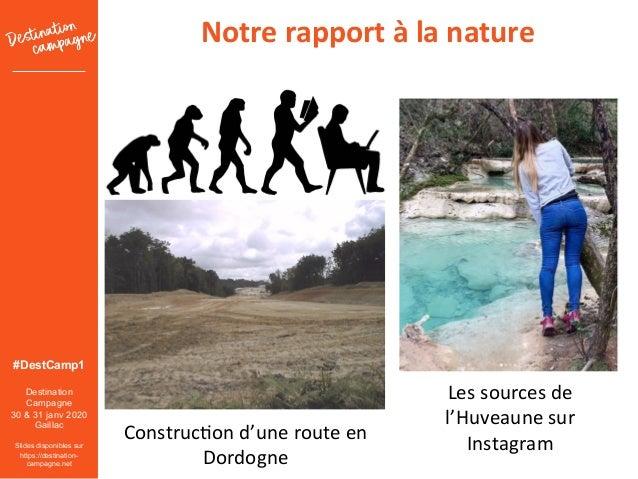 La campagne, nouvel eldorado des touristes ? Slide 2