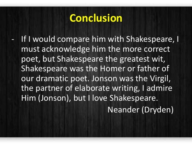 an essay of dramatic poesy dryden John dryden's an essay on dramatic poesy presents a brief discussion on neo-classical theory of literature he defends the classical drama saying that it is an.