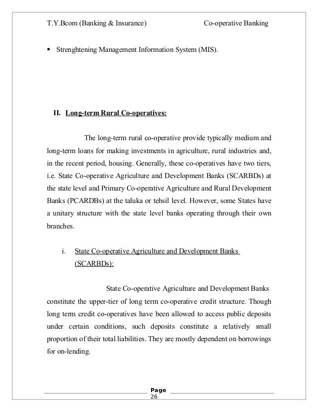 """project on cooperative bank Literature review on co-operative banks district central co-operative bank limited"""", commerce and business research, vol i, no3, july, 1990 12."""