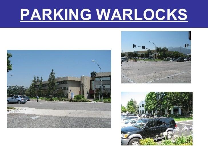 PARKING WARLOCKS