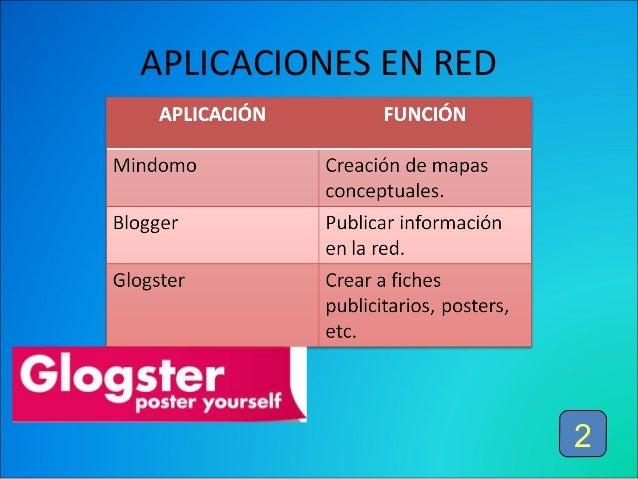 APLICACIONES EN RED  2
