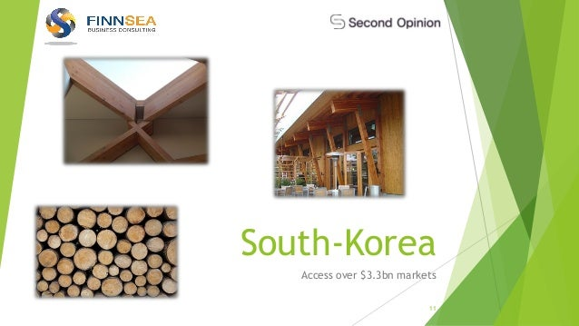 Vietnam And Korea Wood Sector Opportunities
