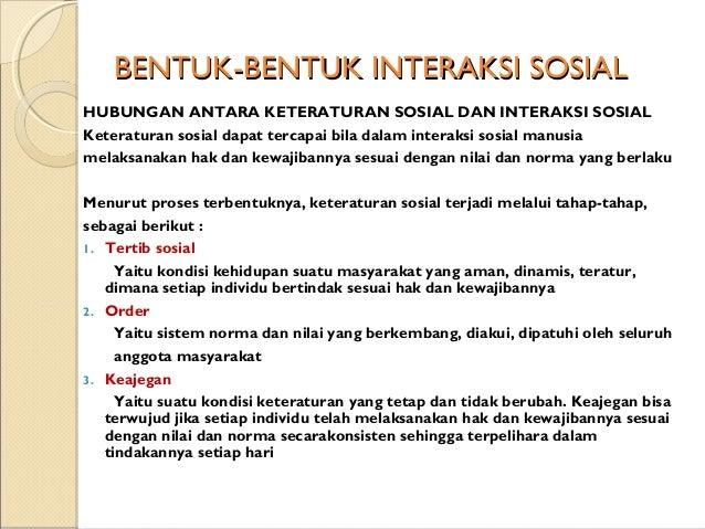 P P Interaksi Sosial