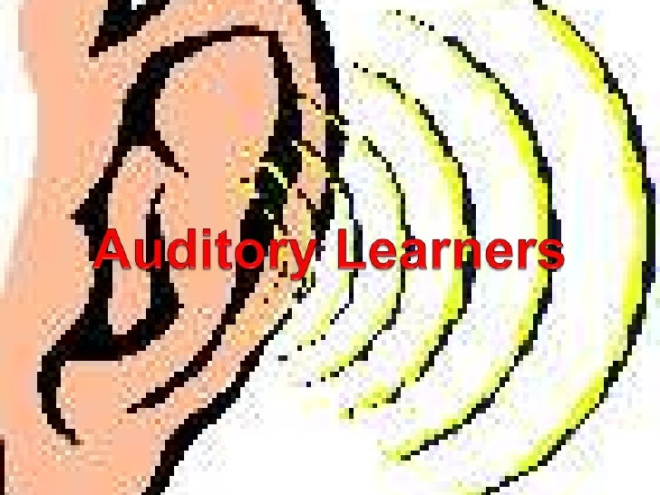 AuditoryLearners<br />