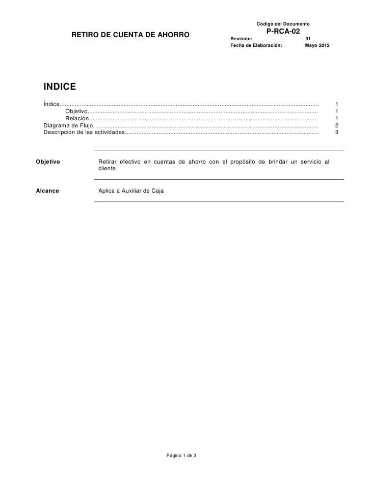 Código del Documento                                                                                                      ...