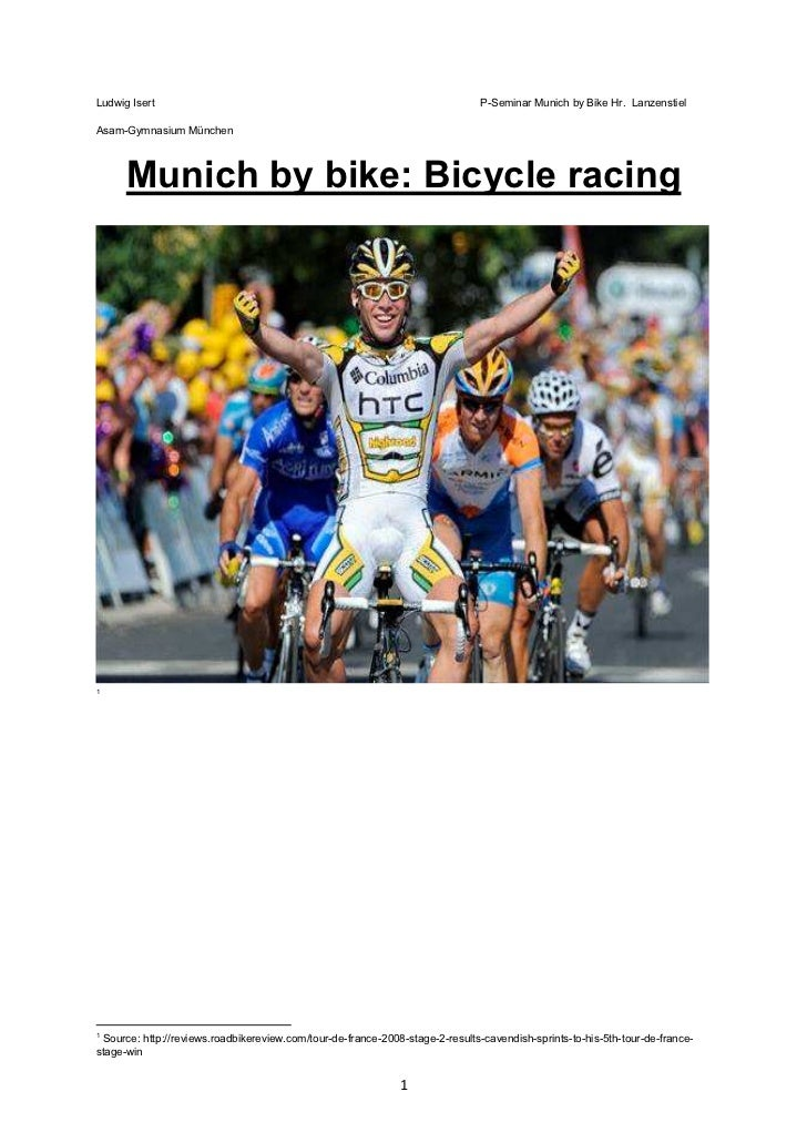 Ludwig Isert                                                                   P-Seminar Munich by Bike Hr. LanzenstielAsa...