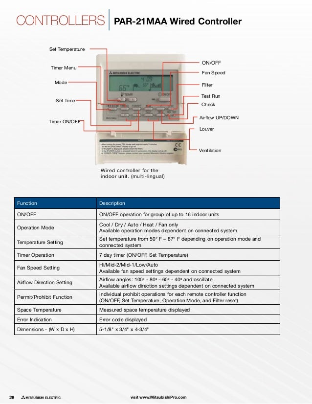 p series commercial ductless and ducted cooling systems catalog avail ge wiring  diagrams mitsubishi par 21maa wiring diagram