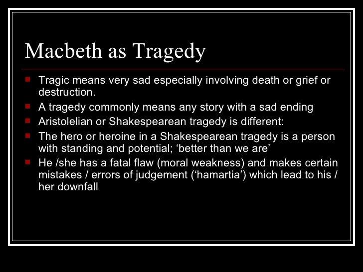 the fatal flaws in macbeth