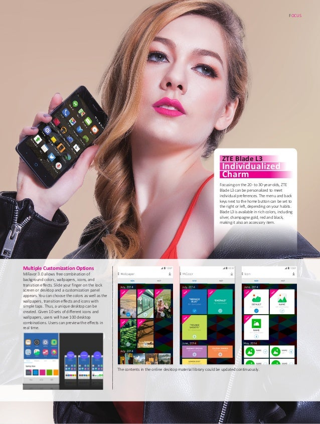 Mobile World - ZTE