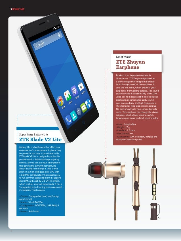 Mobile World - ZTE