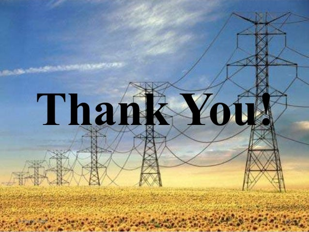 Impacts Of High Voltage Power Transmission Lines Project