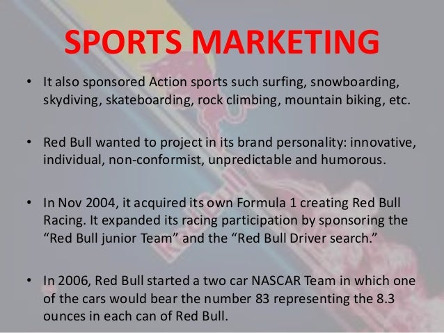 P07. Red Bull Marketing Strategy
