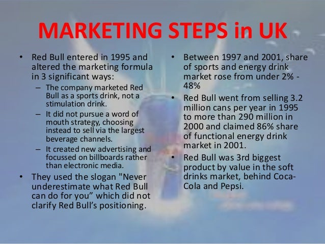 red bull and relationship marketing