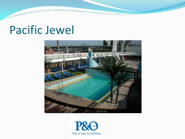 Pacific Jewel In December 2009, Pacific Jewel appeared on the horizon, offering two incredible firsts: an amazing high-wir...