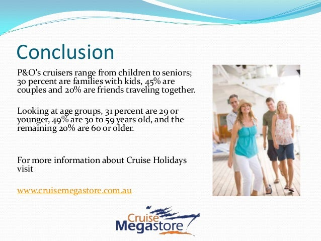 Cruise Into Your Next holiday with P&0 Australia & Cruise Megastore