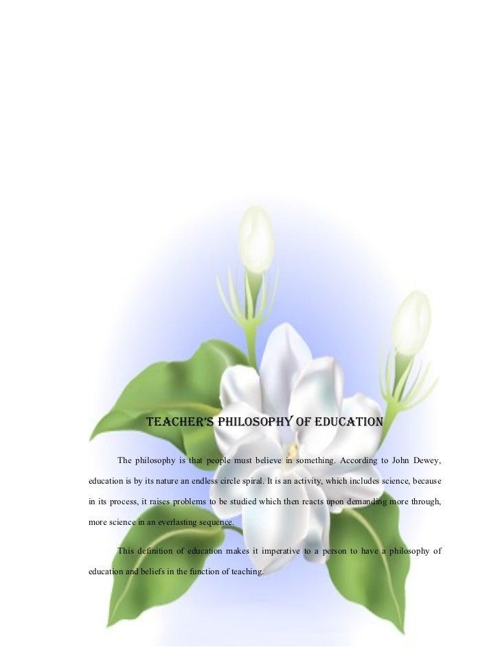personal leadership philosophy essays
