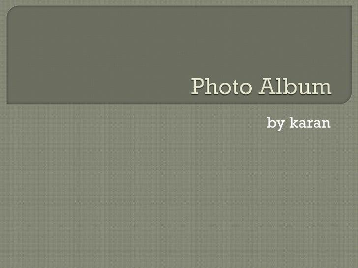 by karan