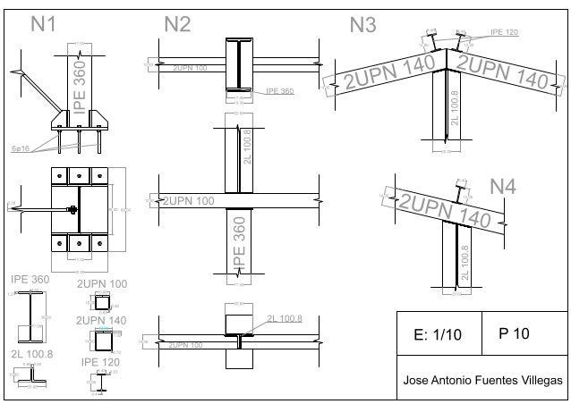 Detalles constructivos perfiles met licos 2 - Detalle constructivo techo ...