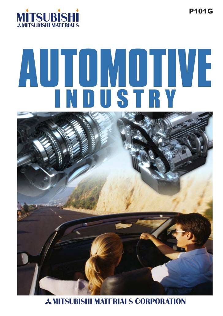 P101GAUTOMOTIVE  INDUSTRY