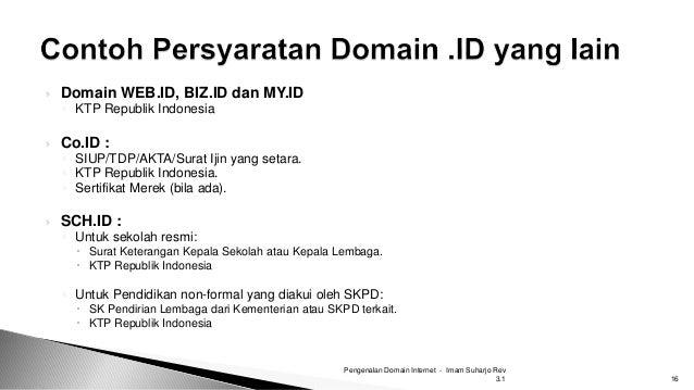 Public Domain Contoh Surat Permohonan Ef Bd Domain Web