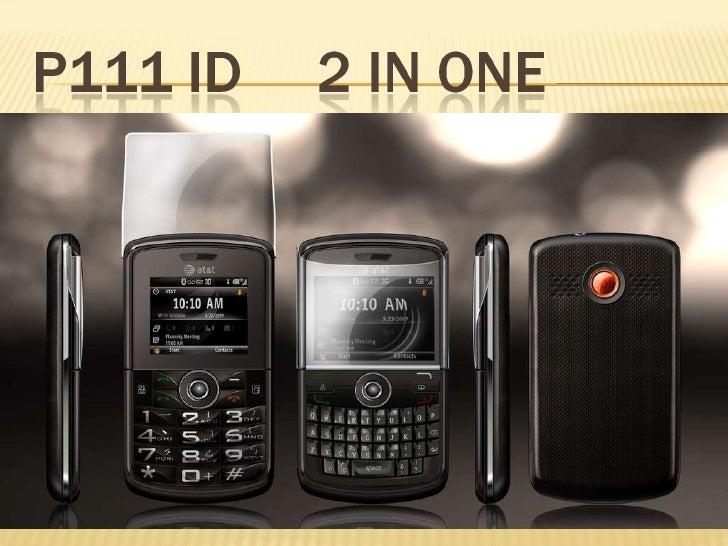 P111 introduction(SKD CELLPHONE) Slide 2