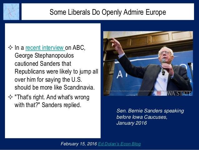 Why Should America Be More Like Europe? Slide 3
