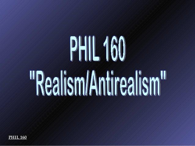 PHIL 160PHIL 160