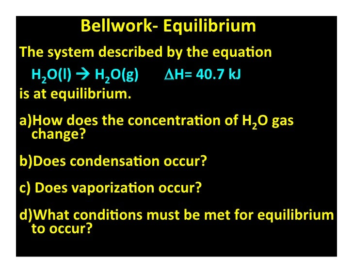 Bellwork‐