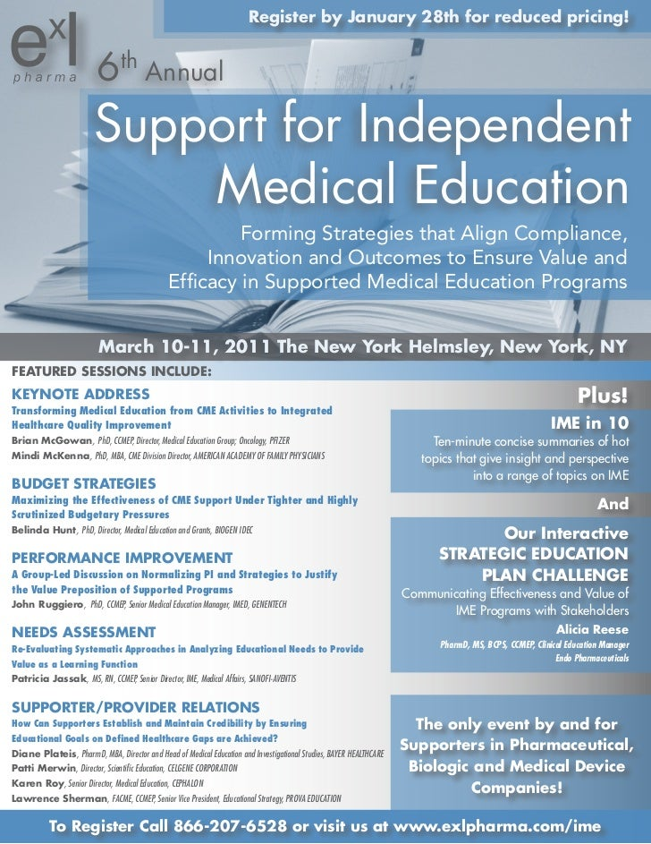 register by January 28th for reduced pricing!                         6th Annual                        Support for Indepe...